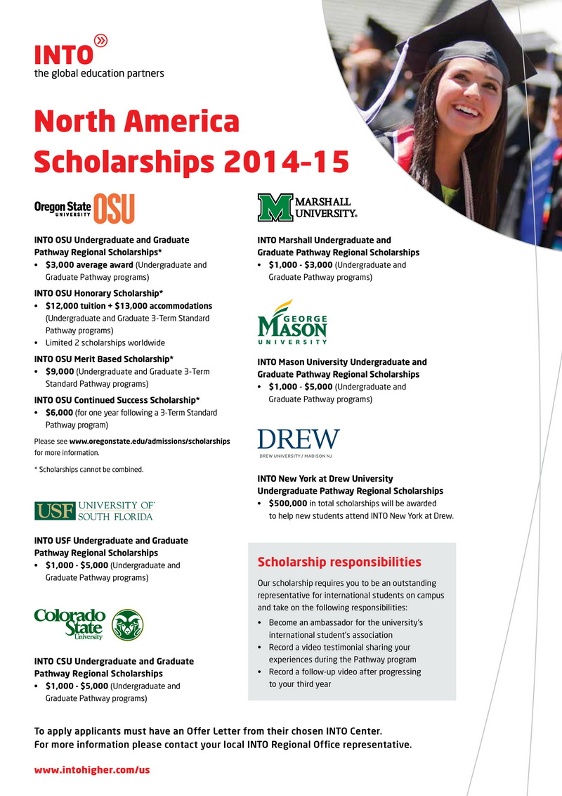 INTO US Scholarship 14-15re